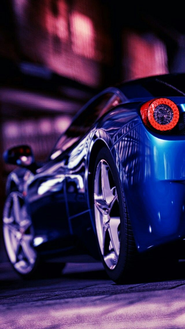 Blue Car Wallpaper Car Wallpapers Sports Car Wallpaper Cool