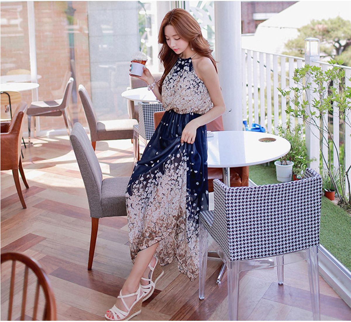 Long dress women dress party dress pinterest shopping woman