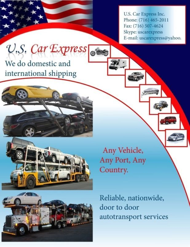Best Rates for Auto Transport! Car SHIPPING Nationwide & Worldwide ...