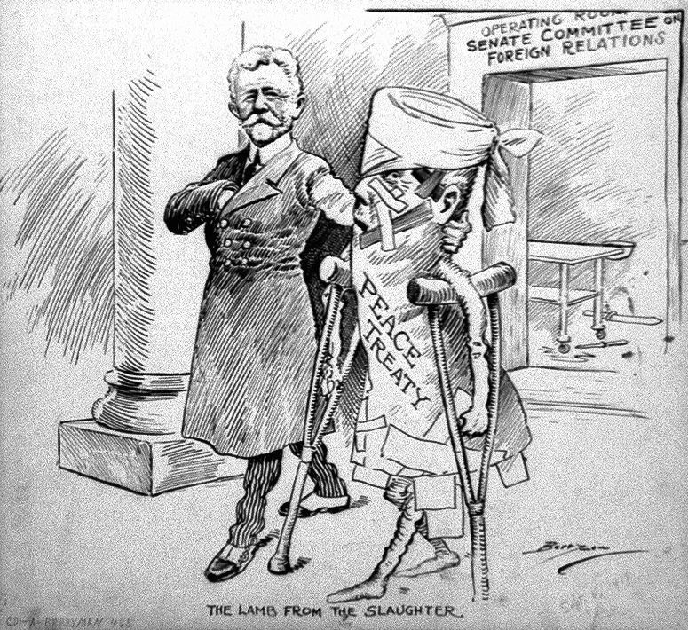 the treaty of versailles and ww2 Although at the postwar peace talks president woodrow wilson wished above all to prevent future wars, the treaty of versailles, which formally ended world war i, is widely considered to have contributed to the rise to power of the nazi party in germany.