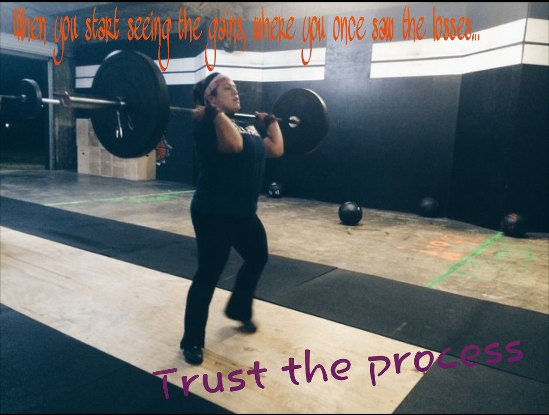 I Love Crossfit Because I Now Focus On What I Gain Every