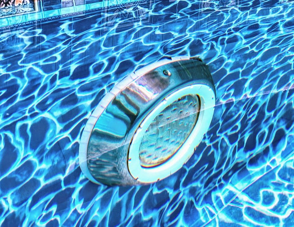 Brilliant Swimming Pool Lights Are Vital For Limitless Swimming Day And Night Time Led Pool Lighting Underwater Pool Light Pool Light