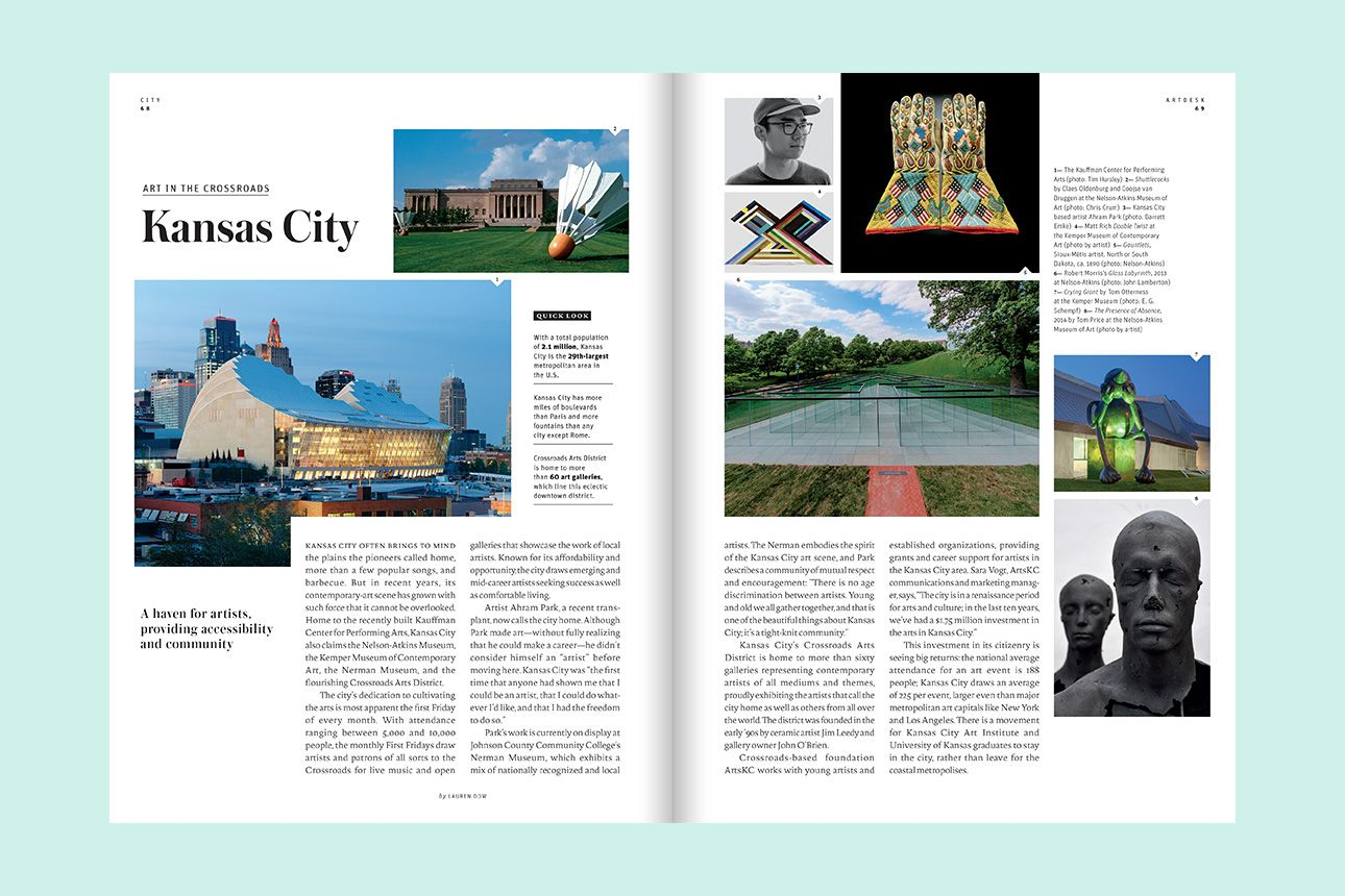 Polygraph Artdesk Magazine Issue 03