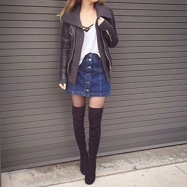 Quando a gente diz que as clientes da @topshop_br são as melhores. Acreditem! #topshopbr #lookoftheday #fashion