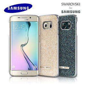 new style ba6d0 362e8 Genuine-Samsung-Galaxy-S6-Edge-Swarovski-Crystal-Protective-Cover ...