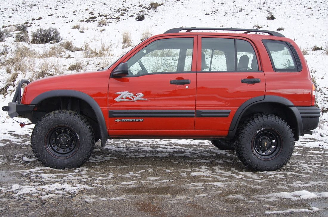 Vitara Tracker Suspension Alteredego Motorsports Grand Vitara Kia Sportage Tracker