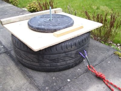 Diy Pull Sled Diy Crossfit No Equipment Workout Gym Workouts