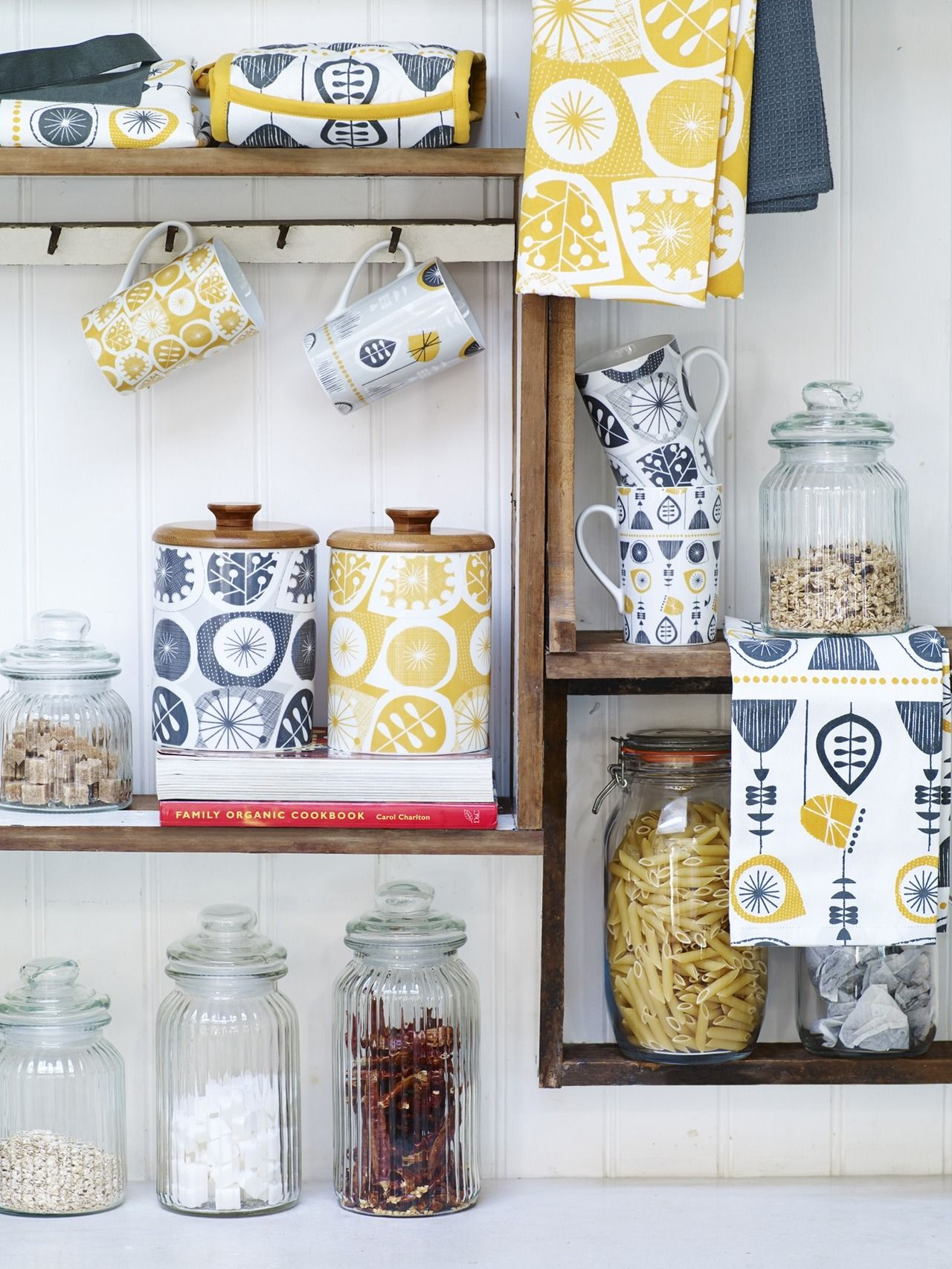House Of Fraser. Linea By Michelle Mason Seed Pod Kitchen Range, From £5