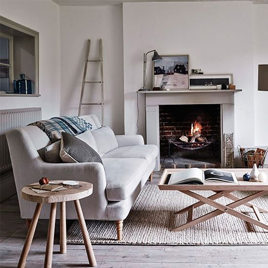Living Room Ideas Classic And Contemporary Design Meet In John Lewiss New Range Croft