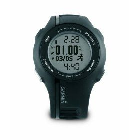 Garmin Forerunner 210...Can't wait to use this!!
