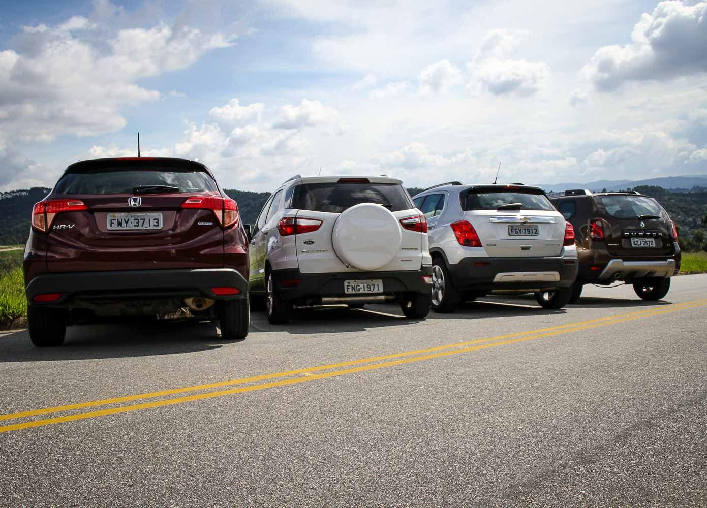 New Release Chevrolet Tracker Ltz Review Rear View Model