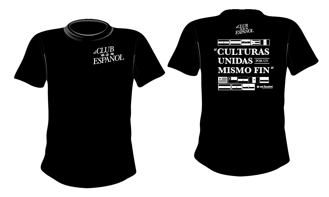 shirt design for the spanish club