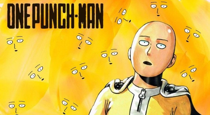 Anime One Punch Man One Punch Man Anime One Punch Man Manga One Punch Man
