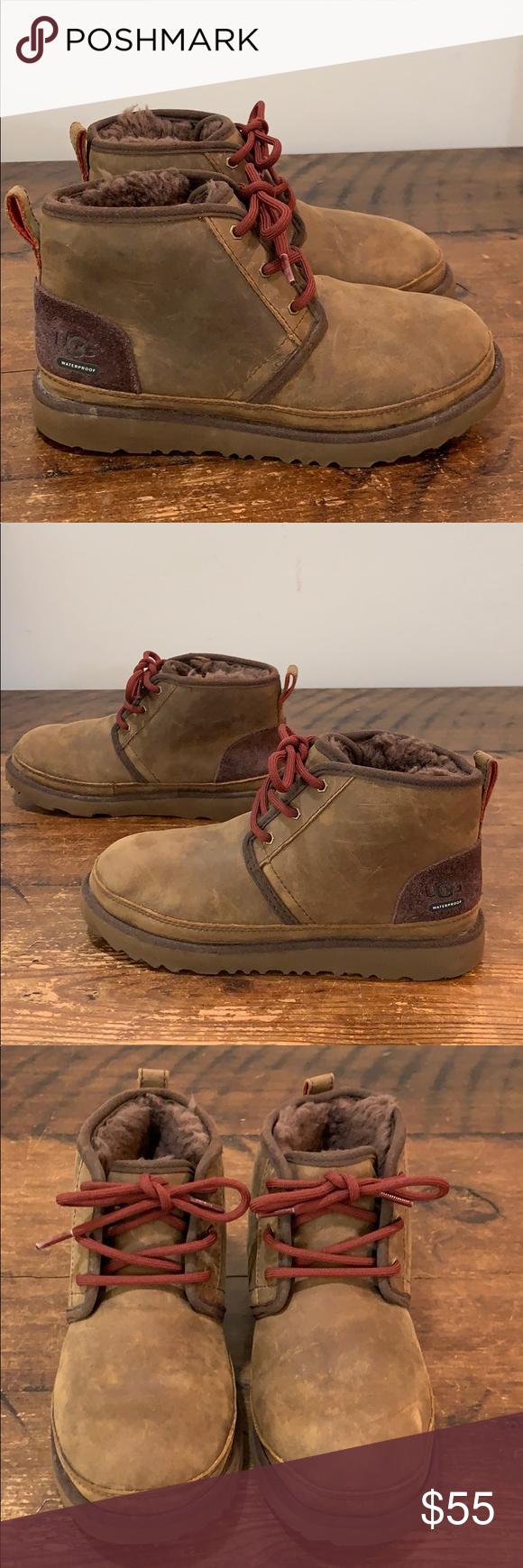 UGG Neumel II Waterproof Chukka Boots
