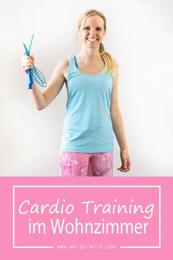 Hier kommt das beste Cardio Training für zu Hause und ohne Geräte. Wir zeigen dir die besten Übungen...