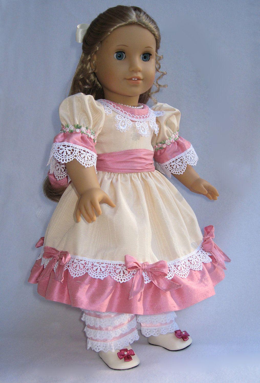 American Girl Doll Clothes-Clara Dress-Nutcracker | american girl ...