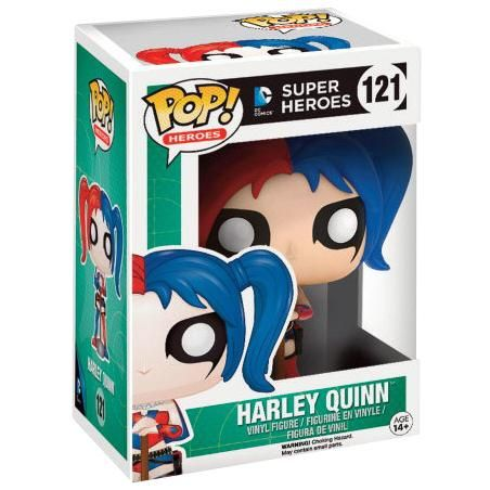 Harley Quinn - Vinyl Figure 121 - Funko Pop! etter Suicide Squad
