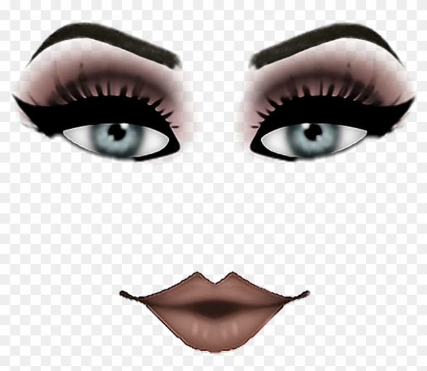 Google Image Result For Https Www Clipartmax Com Png Middle 440 4409431 Roblox Sticker Face Roblox Png Woman Png Roblox Art Image