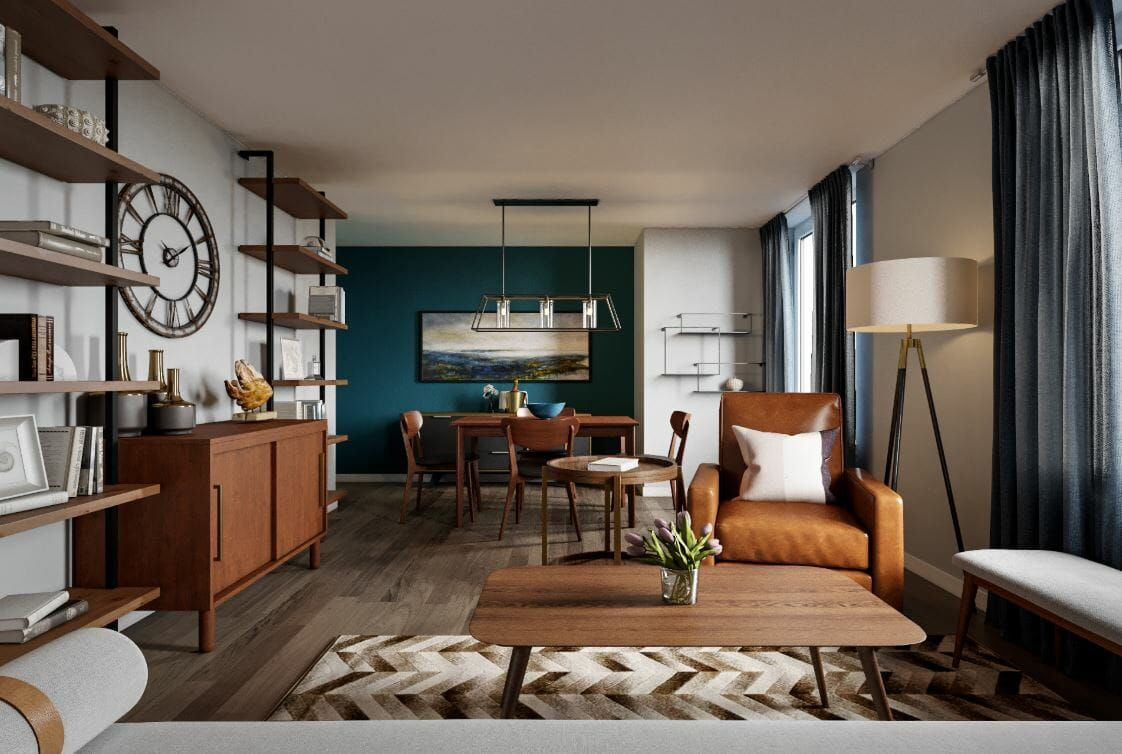 Interior Design Styles 101: The Ultimate Guide To Defining Decorating Styles  in 2020 | Decorilla Online Interior Design in 2020 | Eclectic interior  design, Transitional interior design, Online interior design