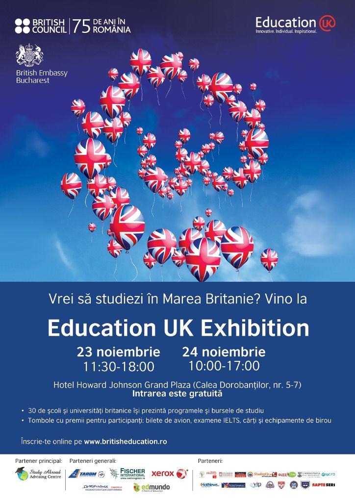 Our educational fair - Education UK Exhibition - dedicated ...