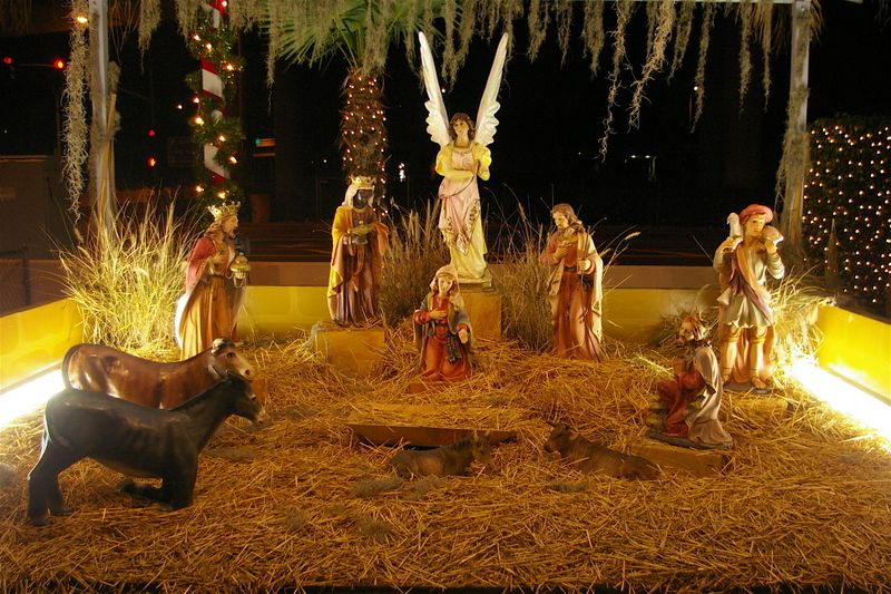 Lighted outdoor nativity sets google search la natividad lighted outdoor nativity sets google search aloadofball Images