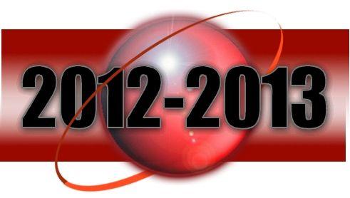 Goodbye 2012. Happy New Year 2013!