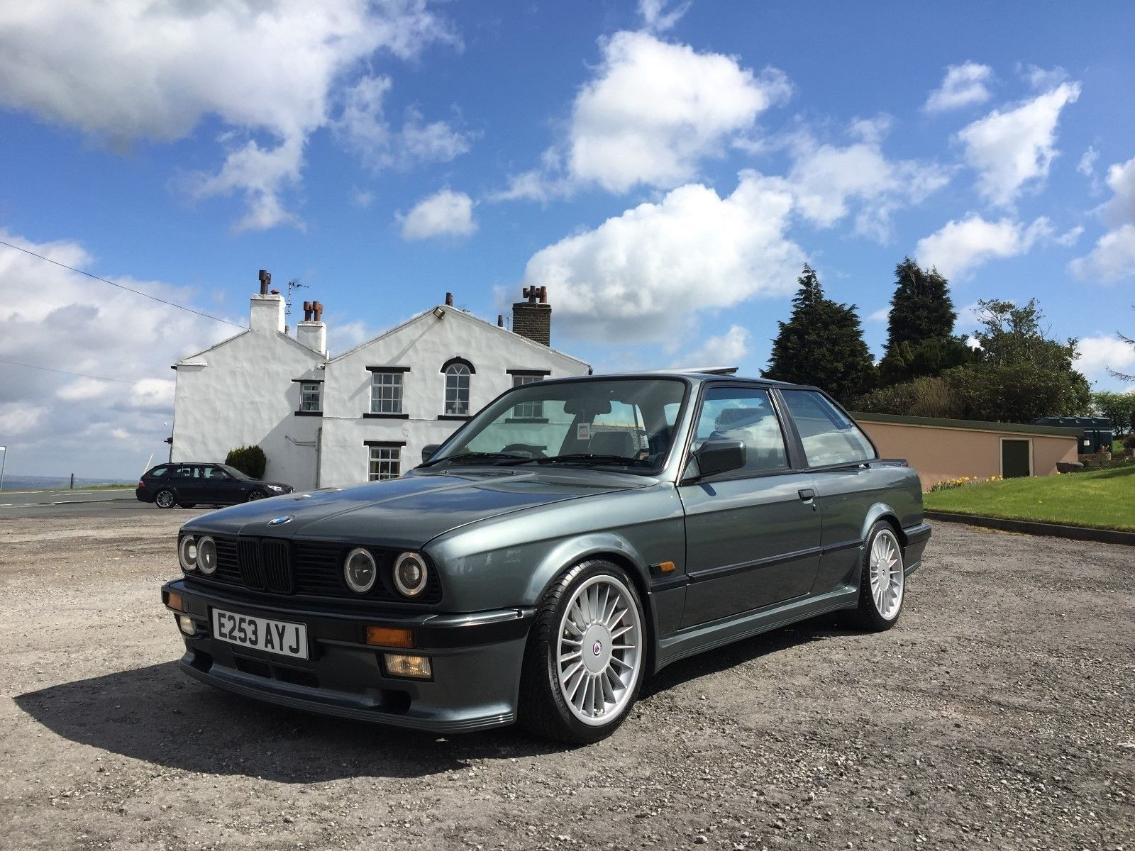 eBay 1987 BMW E30 325i COUPE IMMACULATE FULLY RESTORED