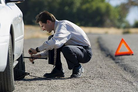 How To Change A Tire Change Car Care In Case Of Emergency