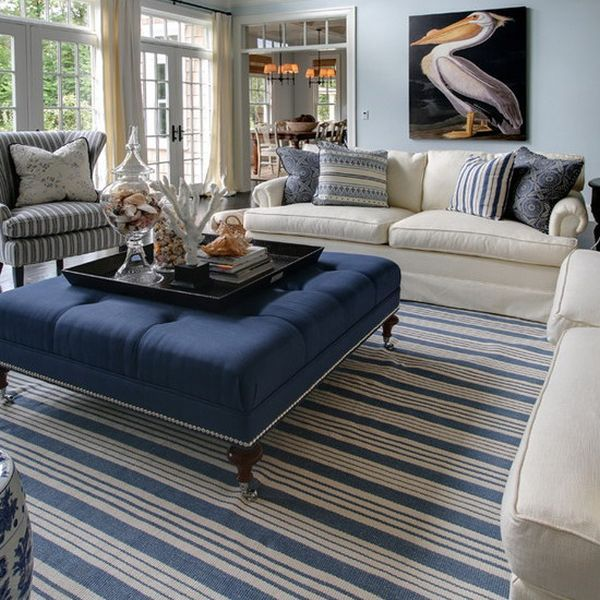 How To Choose A Striped Carpet That Complements Your Home   Living ...