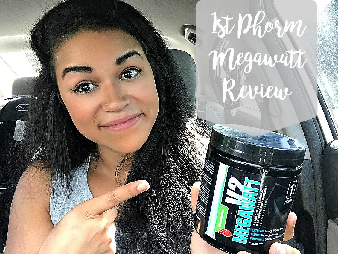 1st Phorm Megawatt V2 Pre Workout Review Leg Day Workout Preworkout Workout Review Leg Day Workouts