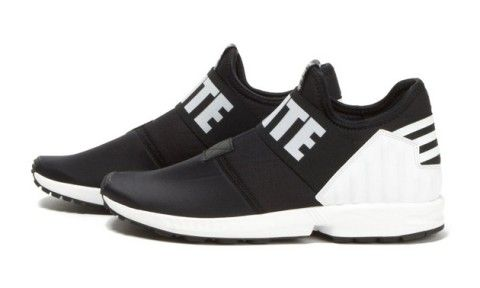 09e550695a4f6 White Mountaineering   adidas Originals Work on the ZX Flux Plus