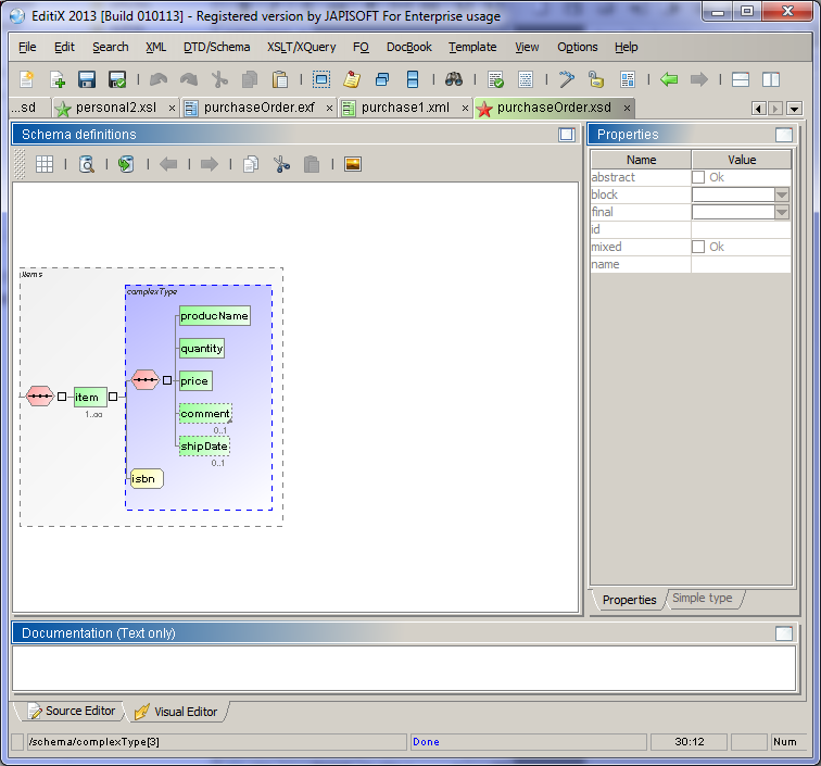 EditiX is a powerful and easy to use XML editor and XSLT
