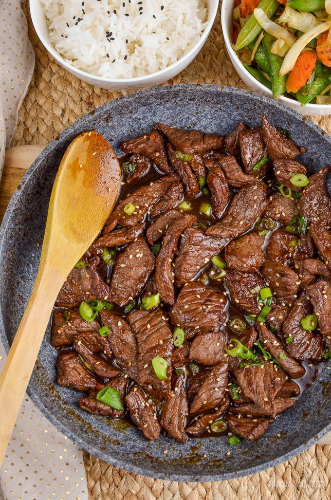 Eats Beef Teriyaki - gluten free, dairy free, paleo, Slimming World and Weight Watchers friendly