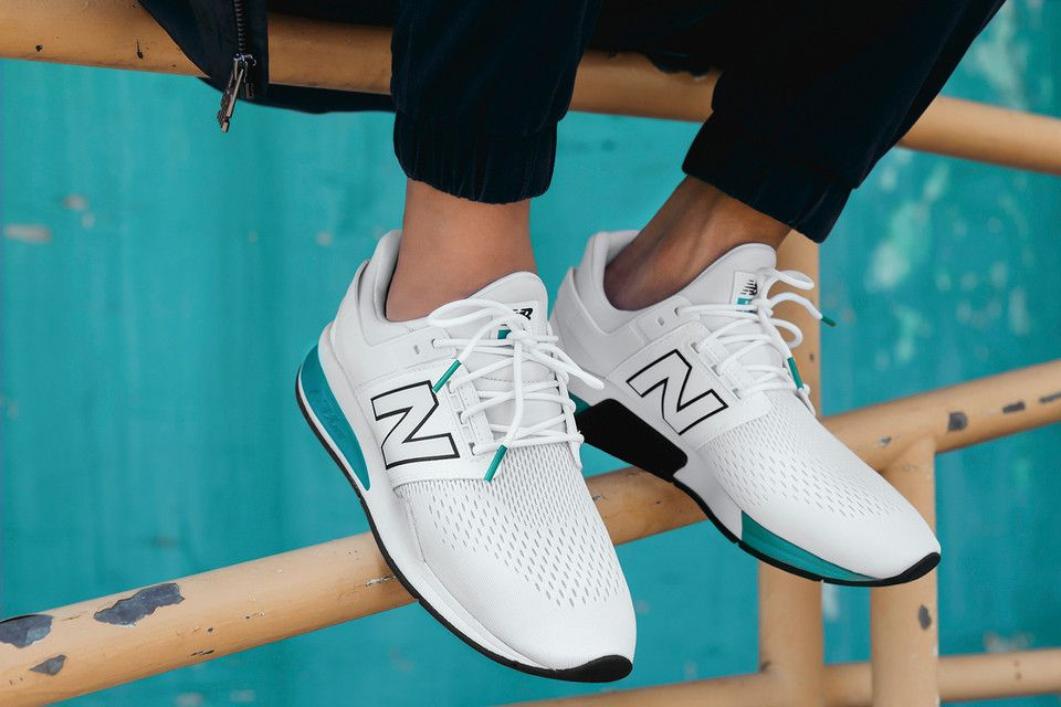 The New Balance 247v2 Takes a Tour of Singapore in Latest