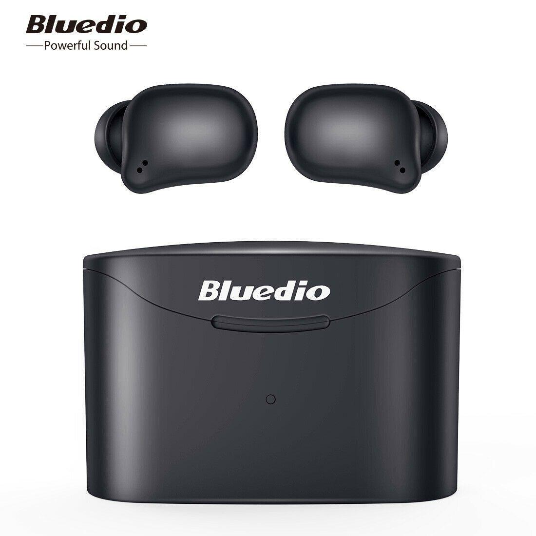 Bluetooth earphone TWS wireless earbuds Bluedio Telf 2