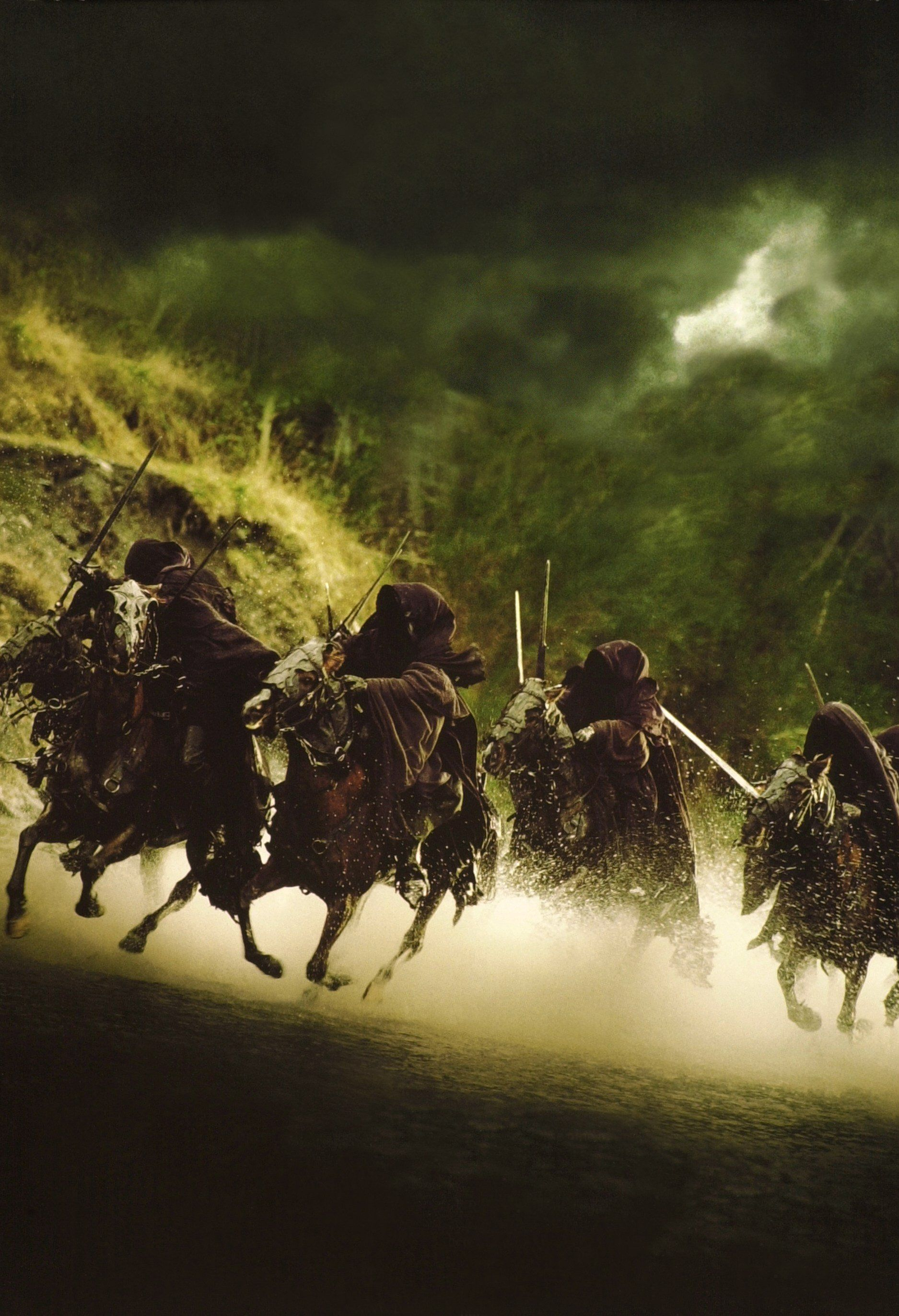 The Lord of the Rings: The Fellowship of the Ring - Movie Keyart