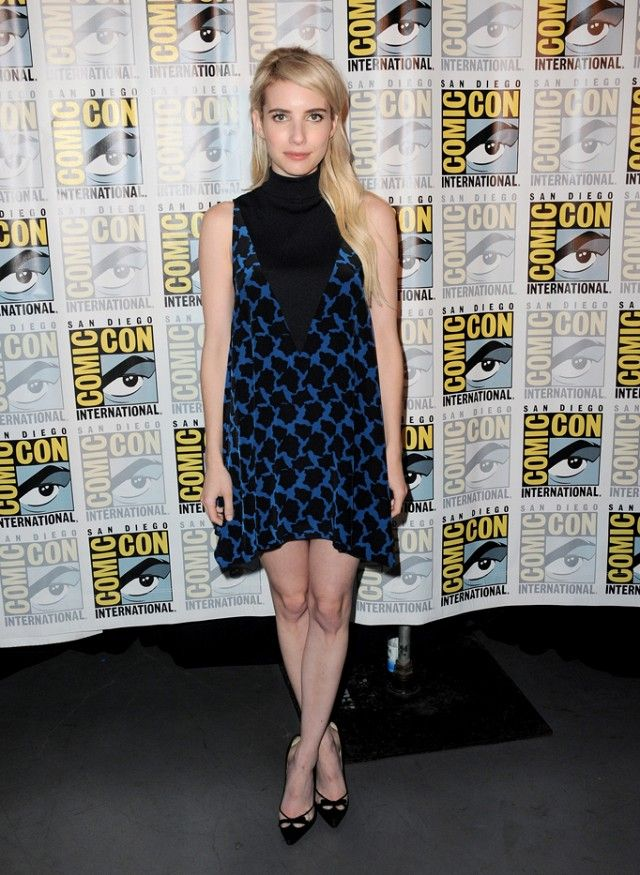 Your Guide to the Best Fashion Moments at Comic-Con via @WhoWhatWear