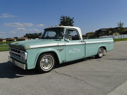 1960 1966 C10 Bed Mat 1966 Chevrolet C10 Too Tuff To Buff