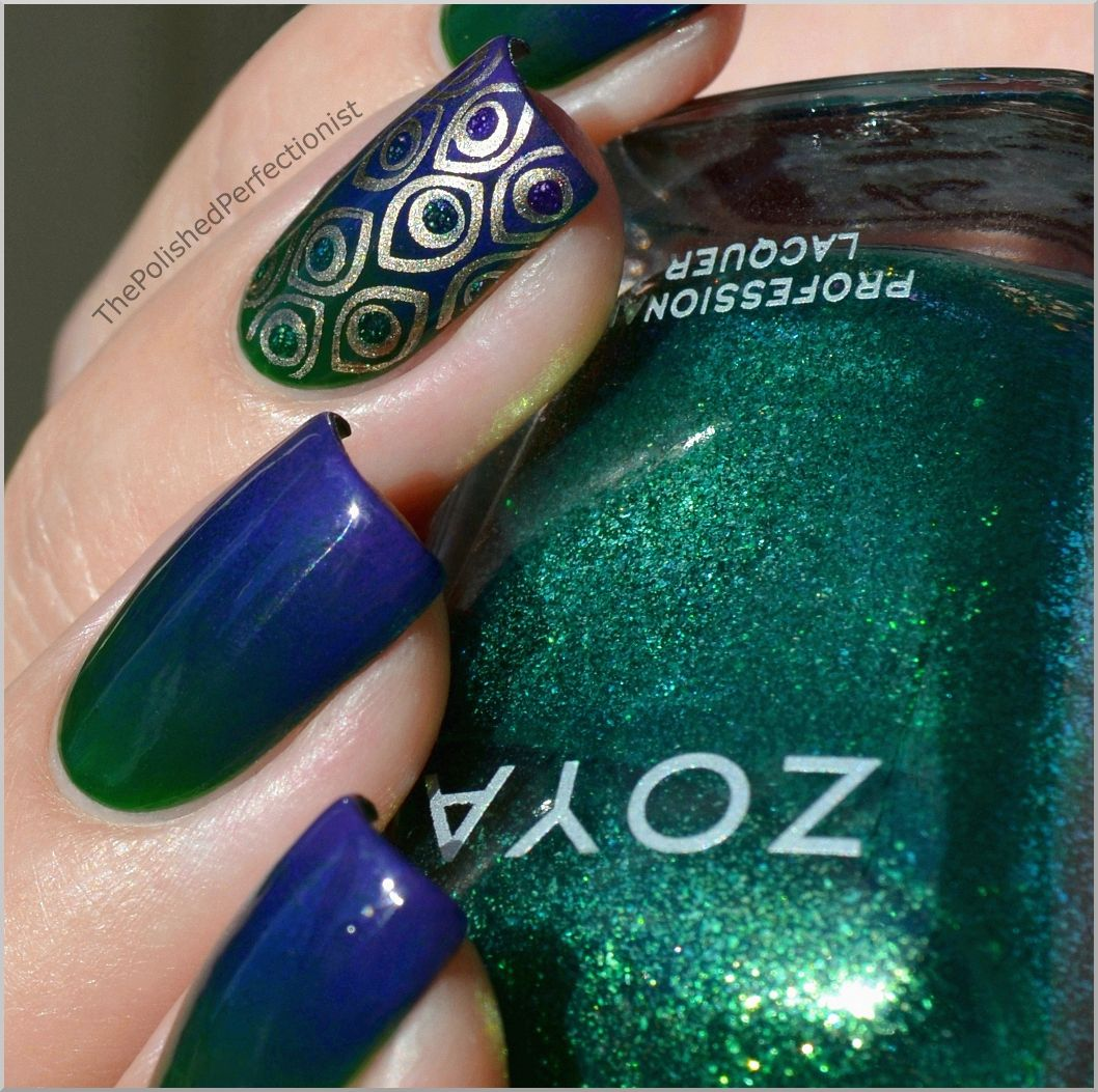 Favourite Nail Art of 2012 (The Polished Perfectionist) | Pavos ...
