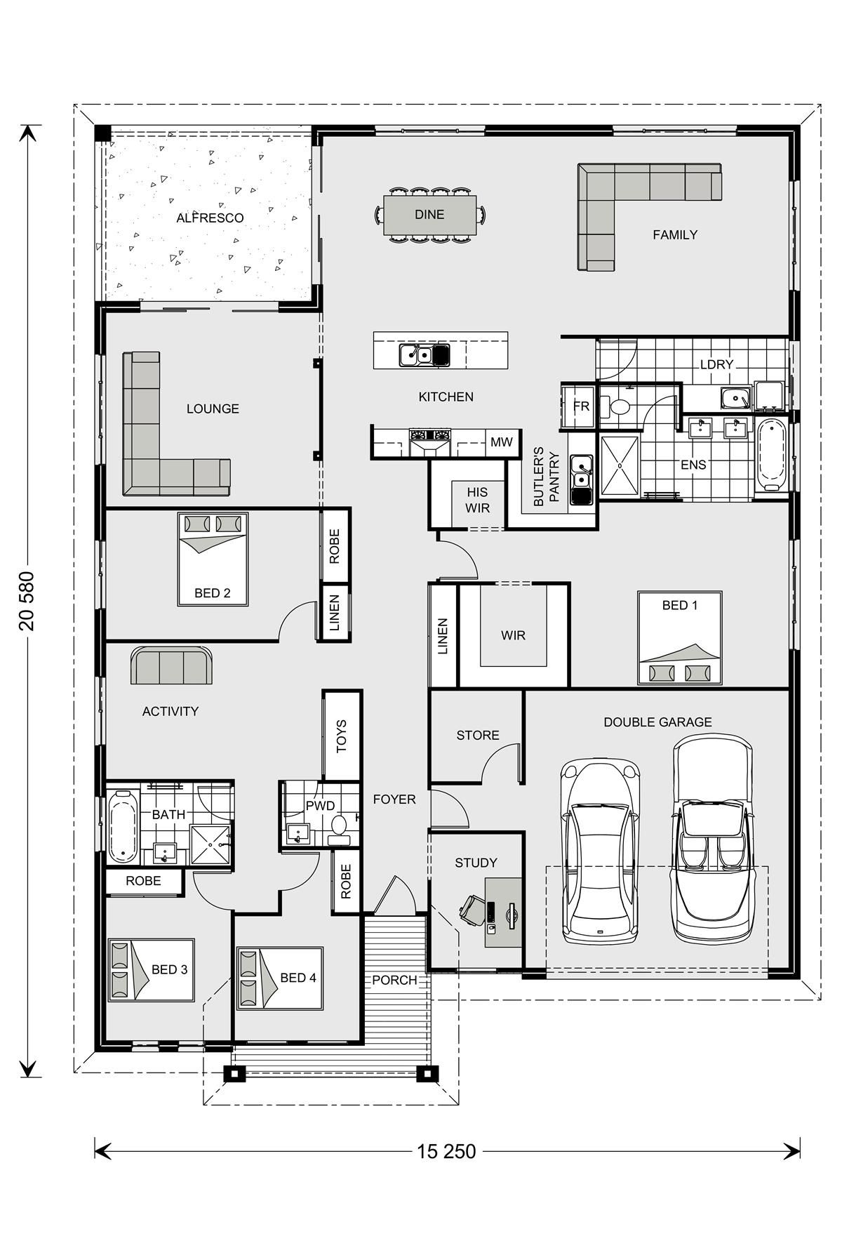 Pin By Brita On House Plan Home Design Floor Plans Floor Plan Layout How To Plan