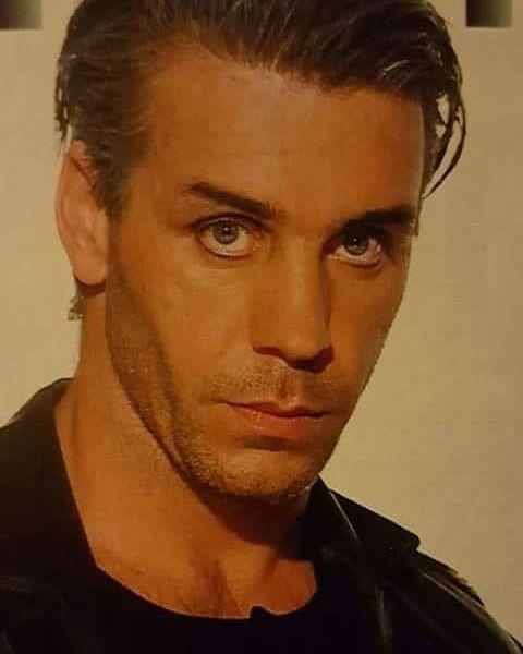 Good Night Rammstein Tilllindemann Tillie Til Lindemann Portret Muzyka