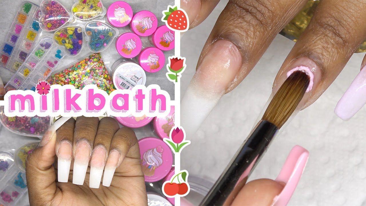 Video Diy Acrylic Nails Kiss Acrylic Nail Kit Update Acrylic Nail Kit Diy Acrylic Nails Diy Acrylic Nails Kiss