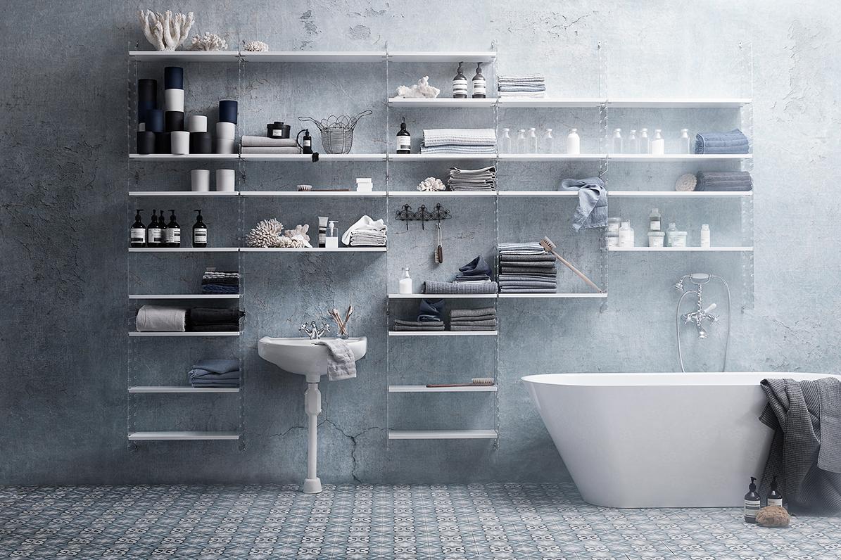 Lotta Agaton | BATHROOM | Pinterest | Interiors, Bath and Concrete ...