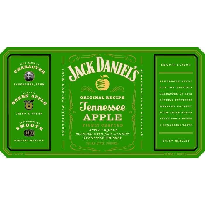 Apple and Jack what a combo. A new item to add to Jack