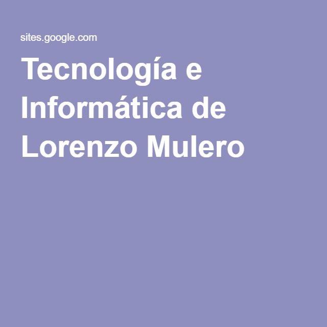 SKETCHUP y de TODO sobre Tecnología e Informática de Lorenzo Mulero