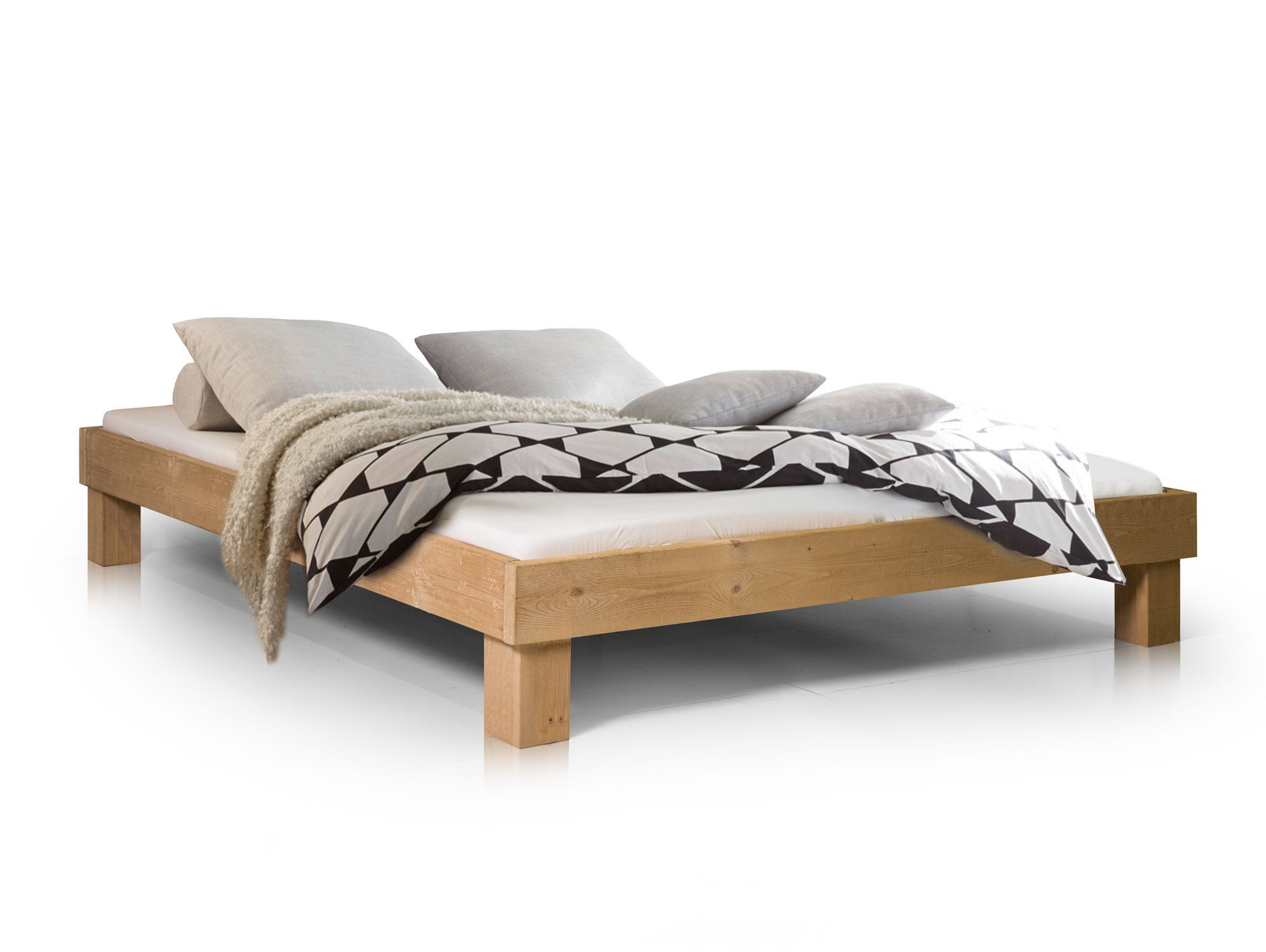 50 Unique Bett Massivholz 160x200 Images In 2020 Bed Toddler Bed Chaise Lounge
