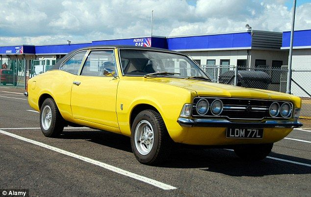 Cars Made Before 1977 Will Be Exempted From Mots And Be Classics