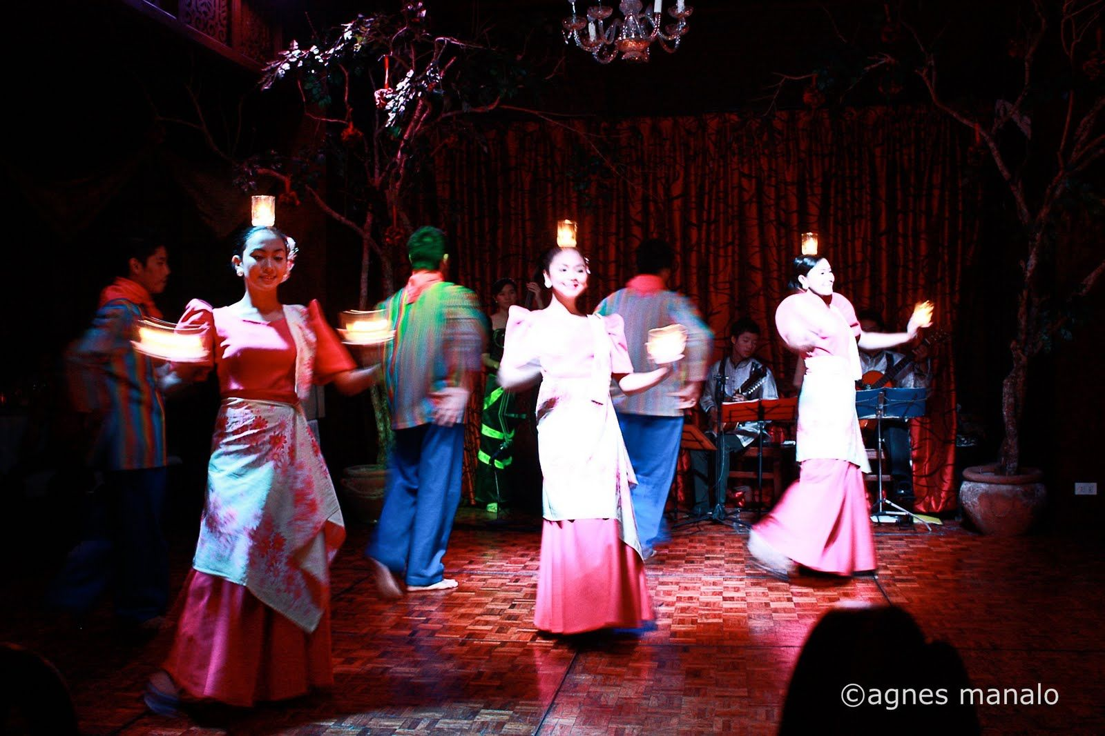 Philippine traditional dance
