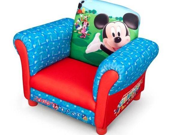 sillon mickey sillon mickey mouse sillones infantiles baratos indalchesscom tienda de - Sofas De Jardin Baratos