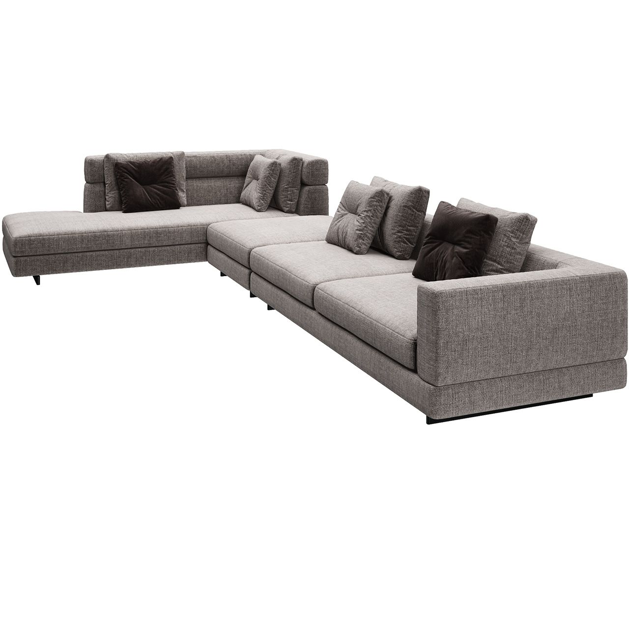 Alexander 06 Sofa By Minotti Dimensiva Sofa Furniture Vintage Sofa Minotti Sofa